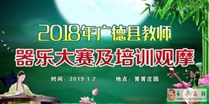 广德县器乐大赛――一场音乐的盛宴