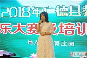 广德县器乐大赛——一场音乐的盛宴