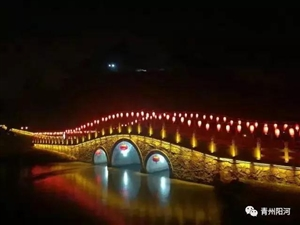 【惊艳】青州春节灯展提前曝光