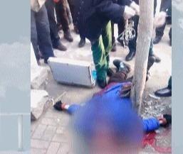 巴彦县西集镇一男子用斧头行凶,一对婆媳因此丧命,疑是有目的报复!