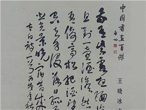 中国书画百杰――王晓冰校友