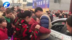 失踪24年的儿子回来了!见面的那一刻,母亲抱住儿子嚎啕大哭