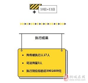 桐城法院江淮风暴之文都攻坚行动拘留3人