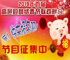 2019年首届高邑网络春节联欢晚会