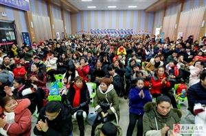 清华舞蹈艺术中心新合作、丹江商场破茧成蝶 繁花盛开教学成果展演