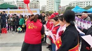 焦点|昨日下午,近千于都人齐聚长征广场这里签名发起倡议(附航拍视频)!