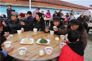 潢川县新时代文明实践志愿服务激活了扶贫扶志内生动力