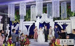 相信爱情!相濡以沫30载,千万富翁举行特殊婚礼为发妻