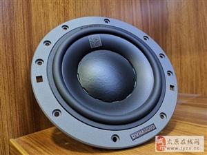 动听音符 大众朗逸汽车音响改装丹麦丹拿272―太原朗声作品