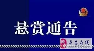 悬赏通告:寻乌澄江发生重大交通肇事后逃逸,现警方征集线索,予以一万元奖励!