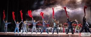 《民乐情》开创我市舞台艺术创作 最大范围巡演历史