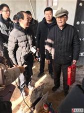 【爱心帮扶】湖南中烟陕西区,咸阳篮协来武功开展扶贫帮困送温活动