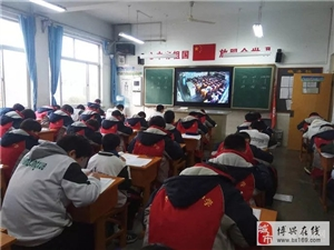 博兴县实验中学学生期末考试无人监考!咋回事?