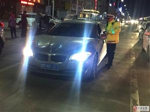 博兴交警开展异地用警交叉执法行动 严查交通违法为