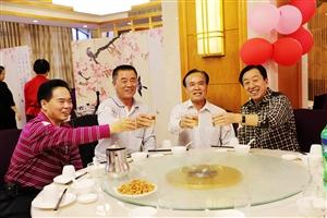 """2019年琼海在线年会""""金猪闹新春""""晚宴活动掠影"""