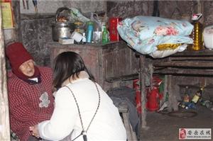 贫困不是放弃希望的理由!感动不如实实在在的行动,这群人温暖了安岳的冬天