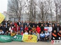 寻道跑团20.19公里跑步挑战赛活动圆满结束!