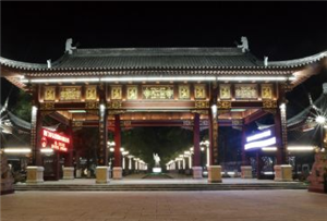 象山景区龙泉公园开园!24小时免费!航拍夜景来了