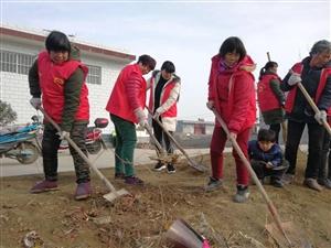 """新春走基层・叶县""""红马甲""""特别报道:村民:我们都是志愿者"""