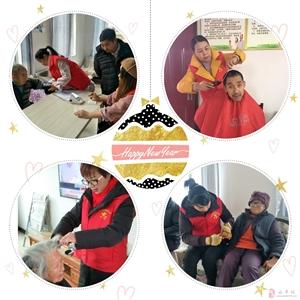 志愿献爱心 寒冬送温暖―永丰县志愿者协会走进佐龙乡献爱心活动