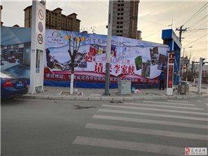 mg电子游戏网站李家峡生态旅游综合体景区户外广告欣赏