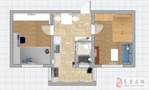 老房装修改造案例,厨房和卫生间相连了