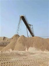 每吨185元!我市计划每月引进大量优质建筑用砂...