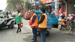 """""""我为春运保平安""""交通安全文明劝导活动第三天"""