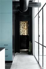太原海唐广场104�O现代极简主义风格装修设计