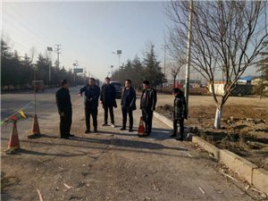 �M�h公路管理局�_展2019�前安大�z查