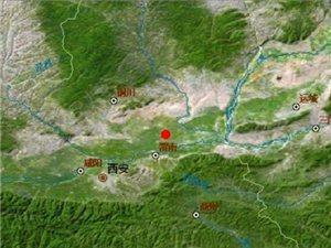 渭南市�R渭�^�l生2.6�地震,你感�X到了��?