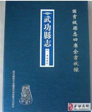 【绿野书院】散文 | 幸获《武功县志》记―文/丁群练