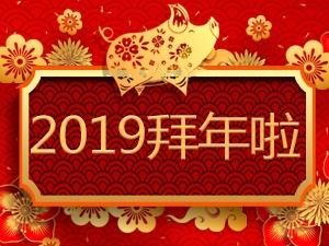 博兴县2019网络大拜年