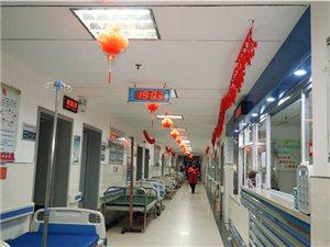 鄱阳县人民医院领导慰问春节期间坚守一线医务人员(图)