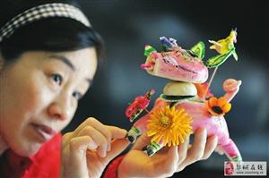 传统面食:雕塑!!