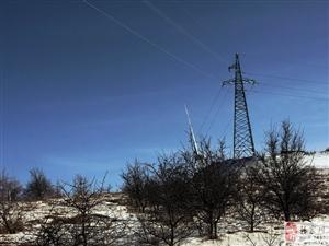 北关山之冬,美的神秘,美的空灵,你来过吗?