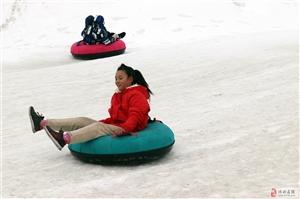 冰雪运动度新春