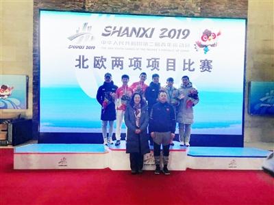 二青会报道 山西省赢得首枚青运金牌