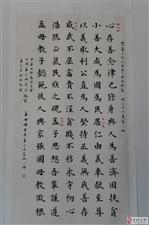 孟氏宗亲联谊会珍藏的书法作品欣赏《2》!