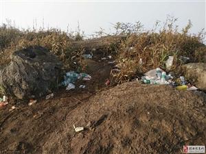 再美的云海也抵不过满地的垃圾
