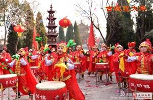 【有邰书院】武功古城:过大年――图文/党小成