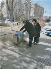 朝晖社区节后消防安全排查