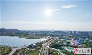 溧水区11个海绵城市项目达标率100%