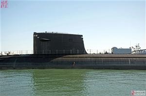 我国第一艘核潜艇及退役舰艇