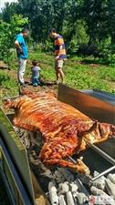 金沙平台网址人有口福了,在家也能吃到正宗烤全羊!