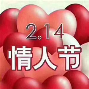 2.14日,今天是情人�,晨昊花店,20年老店,祝所有人情人�快��!