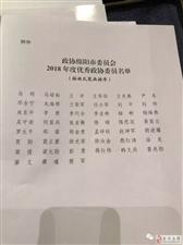 """市政协委员、金和集团总经理郑蓉获绵阳市""""2018年度优秀政协委员""""荣誉"""