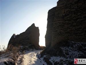 冬日的宣化岗,有种别致的美,你确定不来感受一番吗?