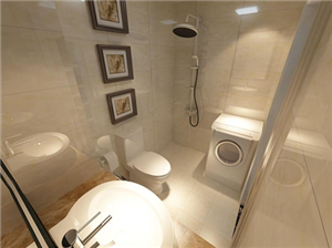 卫生间小了怎么装修?这样的卫生间设计技巧很实用
