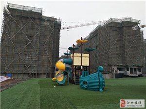 【圣庄园・东湖】二月楼盘最新工程进度!